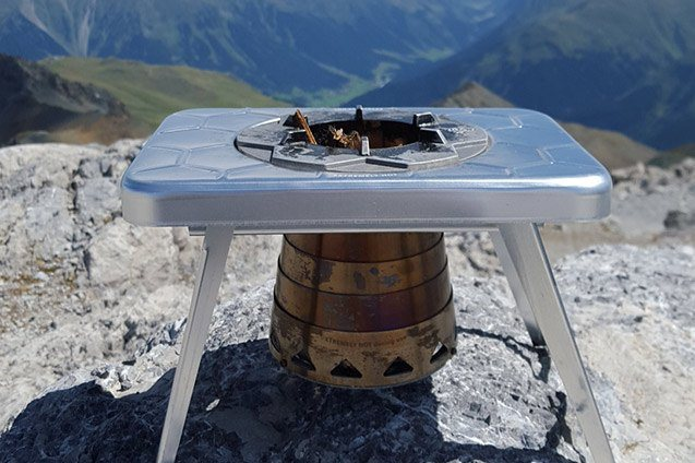 Going International – Our Stove in Switzerland